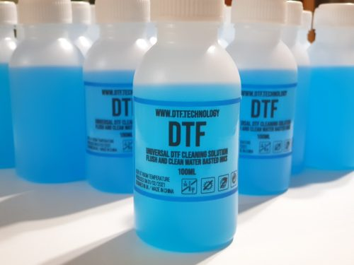 DTF Ink Cleaning Liquid
