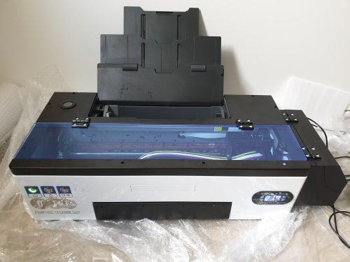 A3 DTF Printer Front
