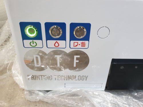 A3 DTF Printer Buttons