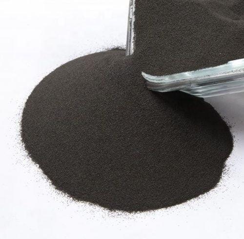 black dtf powder